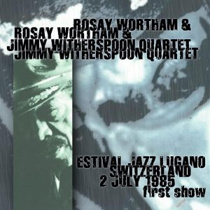 Jimmy Witherspoon - Estival Jazz 1985_front